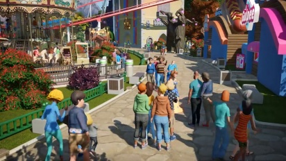 Planet Coaster: Console Edition - Gameplay Traileri