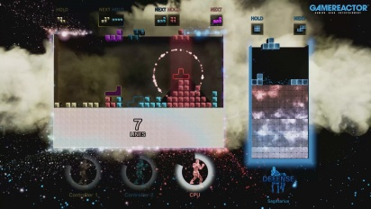 Tetris Effect: Connected - Multiplayer 4K60 Gameplay on Xbox Series X