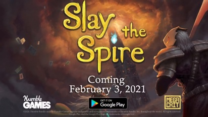 Slay the Spire - Android Release Date -traileri