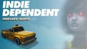Indie Dependent February - helmi-maaliskuu 2021