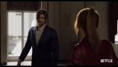 Resident Evil: Infinite Darkness - Character-traileri