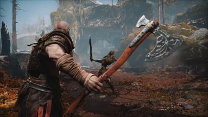 God of War - PC Announcement Traileri