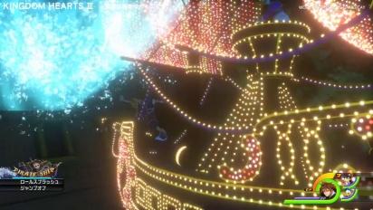 Kingdom Hearts III - D23 Expo Gameplay Trailer