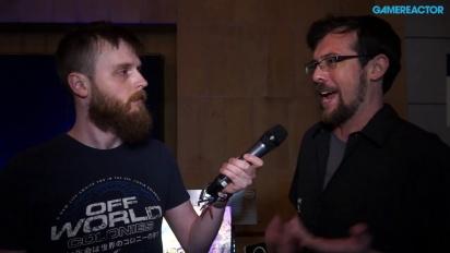 Haastattelu Adult Swim Gamesin E3:ssa paljastamista peleistä