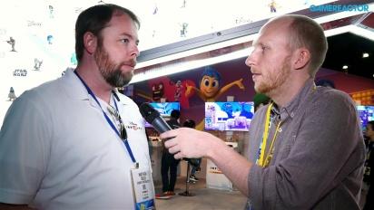 Disney Infinity 3.0 - Mathew Solien haastattelu