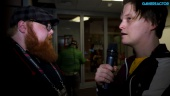 Giant Cop: Justice Above All - Ryan Halen haastattelu