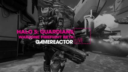 Halo 5: Guardians Warzone Firefight -pelikuvaa
