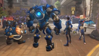 Overwatch - Welcome to King's Row Uprising