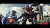 Pacific Rim: Uprising - Virallinen traileri