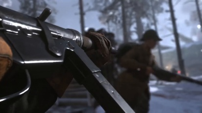 Call of Duty: WWII - Divisions Overhaul -ennakko
