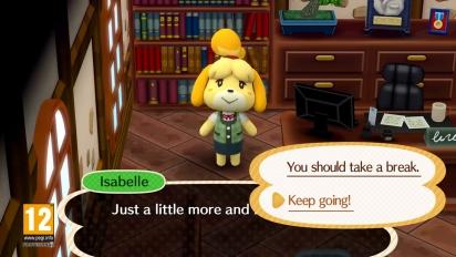 Super Smash Bros. Ultimate - Isabellen paljastustraileri