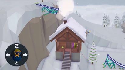 When Ski Lifts Go Wrong - Steam ja Nintendo Switch