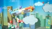 Yoshi's Crafted World - Altitude Adjustment -pelikuvaa