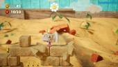 Yoshi's Crafted World - Dino Smash -pelikuvaa