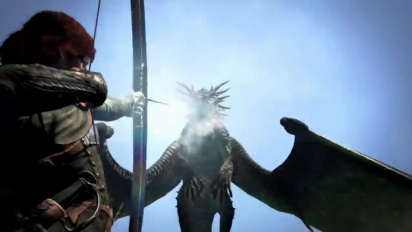Dragon's Dogma: Dark Arisen - julkaisutraileri (Nintendo Switch)