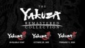 Yakuza Remastered Collection - julkistustraileri