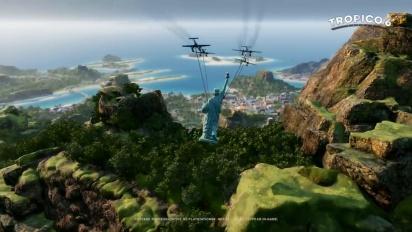 Tropico 6 - julkaisutraileri (PS4)