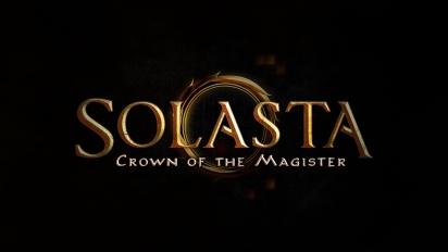 Solasta: Crown of the Magister - Features Traileri