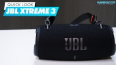Nopea katsaus - JBL Xtreme 3