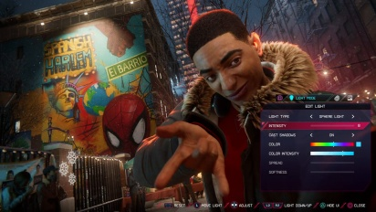 Marvel's Spider-Man: Miles Morales - Photo Mode -traileri