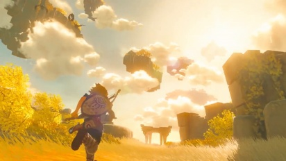 Sequel to The Legend of Zelda: Breath of the Wild - E3 2021 -pätkä
