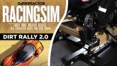 Gamereactor Full Motion Racing Simulator 2021 - Dirt Rally 2.0
