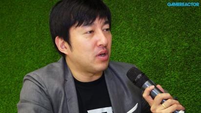 Gamelab 2015: Goichi 'Suda51' -haastattelu