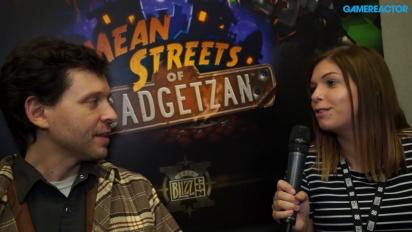 Hearthstone: Mean Streets of Gadgetzan - Mike Donaisin haastattelu