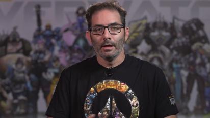 Overwatch - Uprising, kehittäjien päivitys
