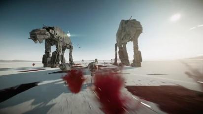 Star Wars Battlefront II - The Last Jedi Season -traileri
