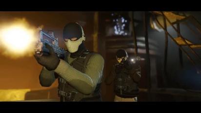 GTA Online - The Doomsday Heist - virallinen traileri