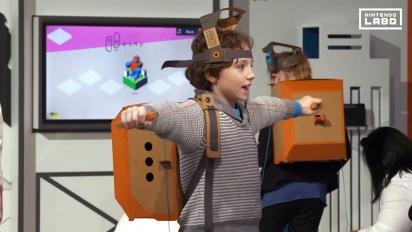 Nintendo Labo - Toy-Con 02: Robot Kit