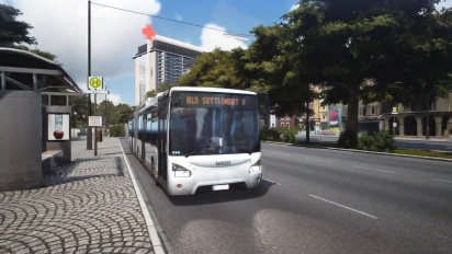 Bus Simulator 18 - kiusoittelupätkä