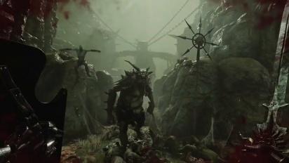 Warhammer: Vermintide 2 - PS4-pelikuvatraileri