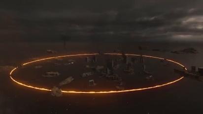 World of Warships - Rogue Wave -traileri