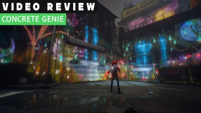 Concrete Genie - Video Review
