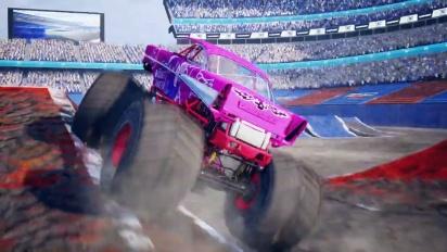Monster Truck Championship - Announcement Traileri
