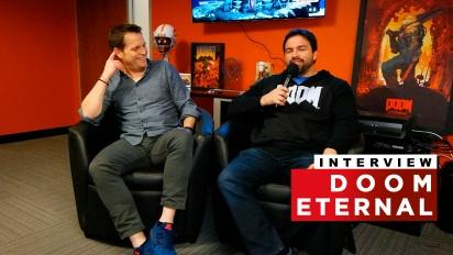 Doom Eternal - Marty Stratton & Hugo Martin haastattelussa