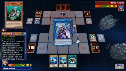 Yu-Gi-Oh! Legacy of the Duelist: Link Evolution - The Forbidden One Traileri