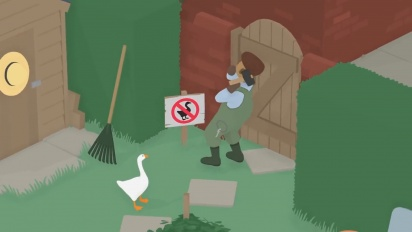 Untitled Goose Game - Retail Editions Announcement