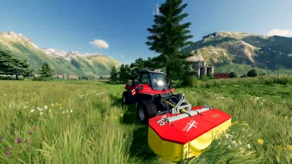 Farming Simulator 19 - Alpine Farming Expansion Reveal Traileri
