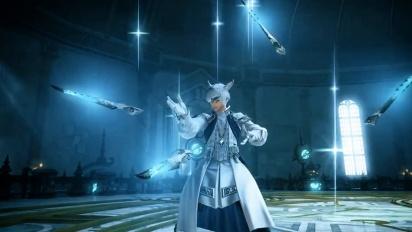 Final Fantasy XIV: Endwalker - Sage Reveal Traileri