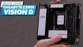 Gigabyte Z590I Vision D - Quick Look
