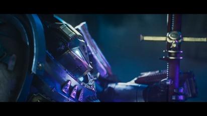 Warhammer 40,000: Chaos Gate - Daemonhunters - elokuvallinen traileri