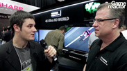 CES 13: Toshiba 4K TV Interview