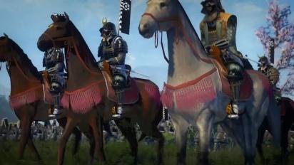 Total War: Shogun 2 - Making of Trailer Part 2