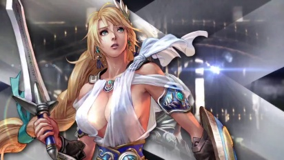Soul Calibur: Lost Swords - Sophitia - The Virtuous Holy Warrior Trailer