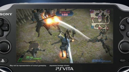 Dynasty Warriors Next - Trailer