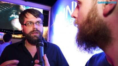 Anno 2205 - Dirk Riegertin haastattelu