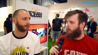 Mother Russia Bleeds - Alexandre Muttonin haastattelu